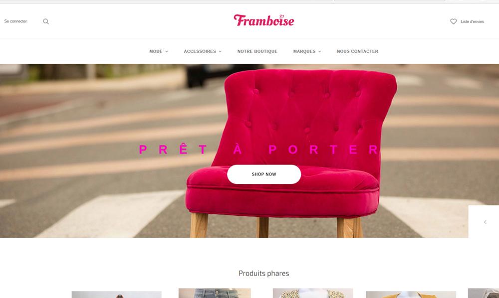 Boutique Framboise